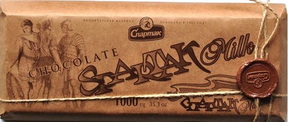 Шоколад фабрики спартак купить в москве